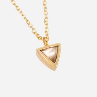 Diamond Macle Pendant