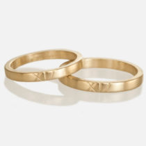Custom Numeral Bands