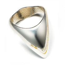 Silver Talon Ring